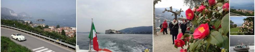 Citta di Stresa - Lago Maggiore Italia