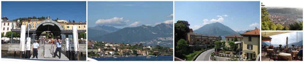 O tura cu barca pe lacul Como