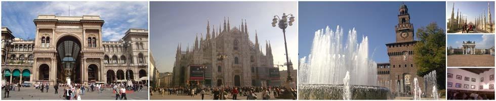 Milano - plamanul economic al Italiei