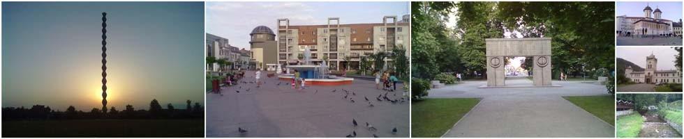 Orasul meu natal - Targu Jiu
