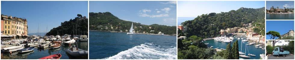Unul dintre cele mai frumoase orase din Europa - Portofino