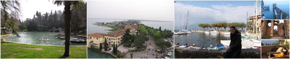 Sirmione, Verona... Lacul Garda
