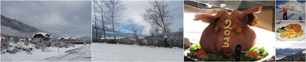 Un revelion in Austria la Hermagor