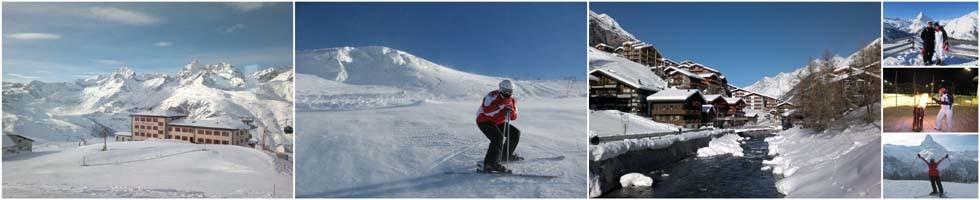 Paradisul schiorilor... si spaima portofelelor :) Zermatt