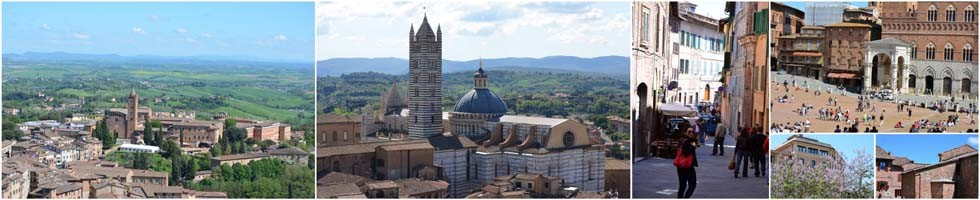 Sighisoara din Toscana - Siena