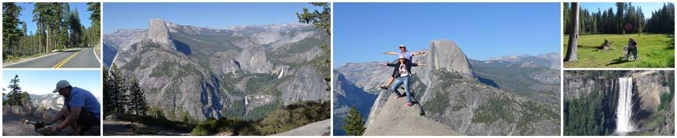 Rezervatia Naturala Yosemite, California