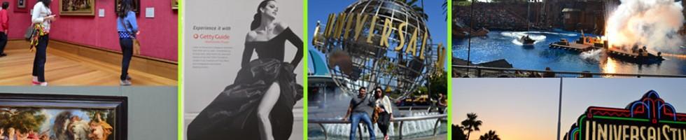 Arta si efecte speciale - Universal Studios
