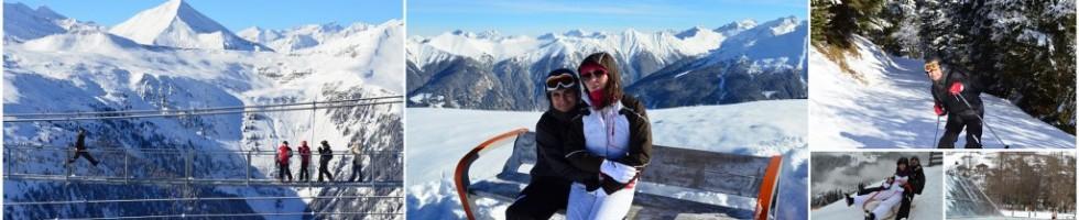 O săptămână albă în Bad Gastein (Austria)