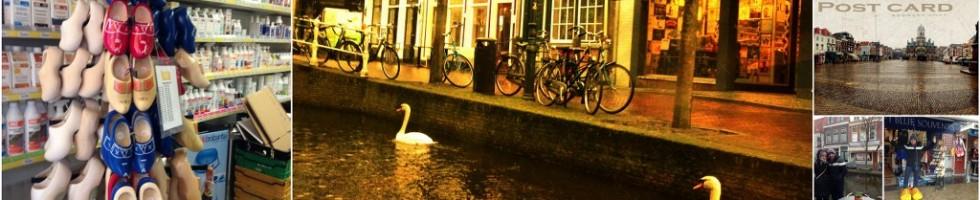 """Acasă la """"Fata cu cercel de perlă"""" – Delft (Olanda)"""