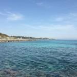 Romantici dar flamanzi in Puglia –  Plaja Taranto