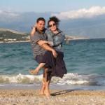 Zâmbește se filmează în ... Croația