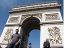 "Paris - ""Tur de forța"" : 3 monumente pe minut (2/4)"