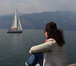 O ieșire misterioasă la Malcesine, Lacul Garda