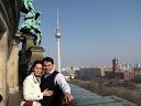 Zâmbește se filmează în ... Germania
