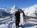 Zâmbește se filmează în ... Elveția