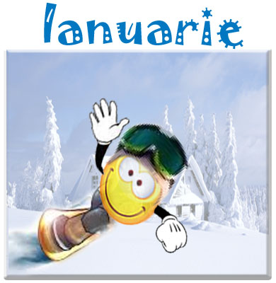 ianuarie
